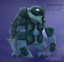 Sapphire the Carracosta (reference)