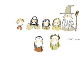 The Hobbit by haleyhss