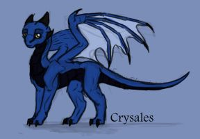 Crysales by Engavar