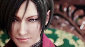 Beautiful Eyes Ada Wong by Grichu-Ada-Kinney
