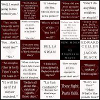 New Moon Quotes by GenBensGirl
