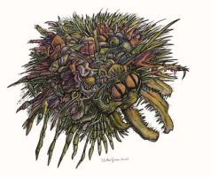 Tasmanian mite by JoeMacGown