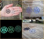 Supernatural Men of Letters - Necklace Charm by Tsurera
