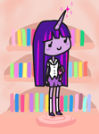 twilight sparkle - AT style by eluzaberry