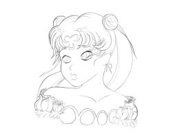 Princess Serenity by Willroy