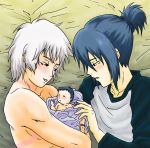 Baby,Nezumi and Shion by ILITIAFOREVER