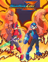 Mega Man Zero: Retrospect Elf Wars complete by ZFShadowSOLDIER