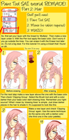 SAI hair tutorial - mouse REMADE by xVxsimple-angelxVx