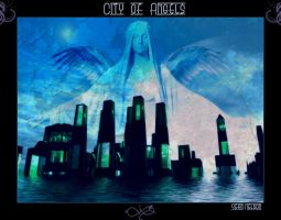 City of Angels by silentfuneral