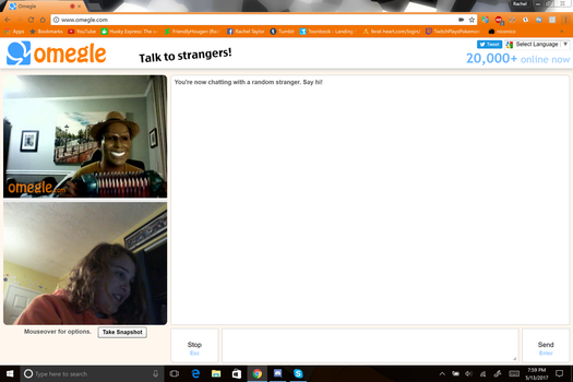 Typical Omegle by FriendlyHougen