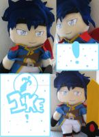 ..::We Like Ike::.. by MushroomStomper