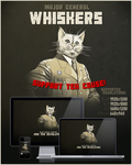 Major General Whiskers Wallpaper by Lewks