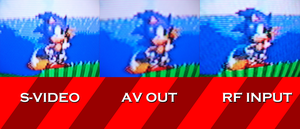 Sonic 2 Quality Video Comparison by lunitaproductions