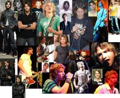 Stacy Jones collage by MelyssaThePunkRocker
