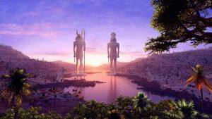 User-Maat-Re by esk6a