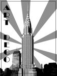 Art deco -New York- by masternoname