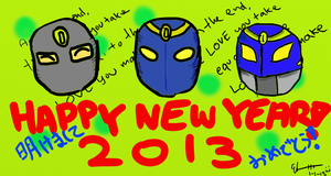 New Years 2013 by Jetultra
