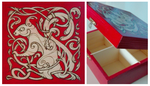 Red Ratatoskr Box by Rvannith