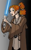 Jedi Knight Etain Tur-Mukan by FandomComics
