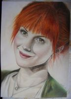 Hayley by Elowina