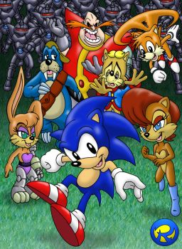 Sonic Satam DVD First Try by rogferraz