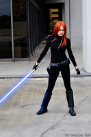 Mara Jade Skywalker by whitehotroom