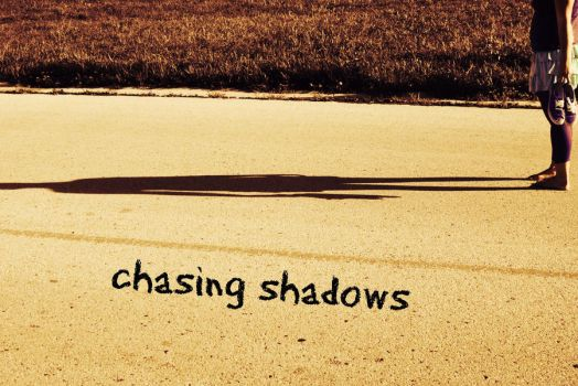 Chasing Shadows by RachelDoreen