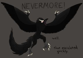 Nevermore by LongSean22