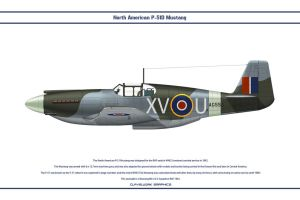 Mustang GB 2 Sqn 1 by WS-Clave