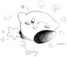 Kirby by crazy4kirby