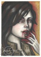 Liryia ACEO by ConnieFaye