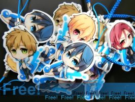 Free! they came TuT by Quiss