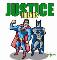justice friends by 3niteam