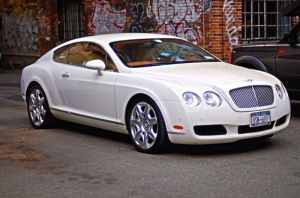 Bentley Concontinental GT by Lorddarphyve