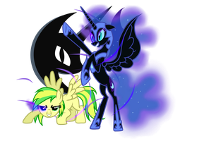 Nightmare Night by Luuandherdraws