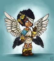 Custom: Icarus by CrypticInk