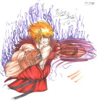 Violent Ken - Hopes for him to be in USFIV by orihinovic2zo6