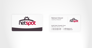 Netspot.VistCard by VoDesign