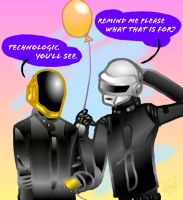 How Daft Punk Made Technologic by TomoFromFire