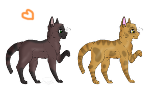 Warrior Adopts //Closed// by SNlCKERS