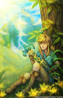 - Breath of the Wild - by Cloudnixus