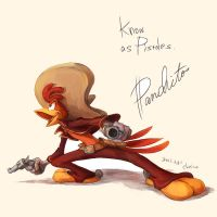 Panchito Pistoles by chacckco