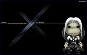 Sephiroth Little Big Planet by demoncloud