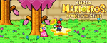 SMB-HotS: Mario and Peach by gold-ring-951