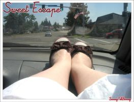 Sweet Escape -I luv mah shoes- by SunneyTehBunney