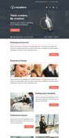 Modern - Responsive Email Template by lordthemes