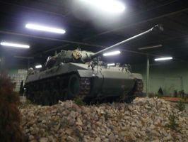U.S. Buick  M18 Hellcat Tank Destroyer by benracer