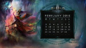 Calendar #8: February 2015 - EU Style by Holyknight3000