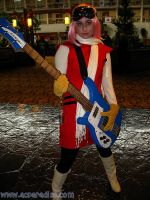 Haruko, NDK 2009 by Heavy-Props-Guy