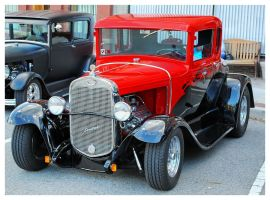 Very Cool Ford Street Rod by TheMan268